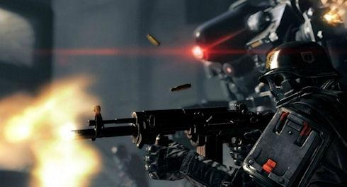 Шутер Wolfenstein: The New Order появится в конце мая 2014 года