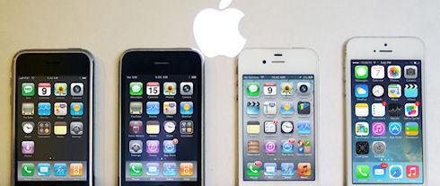 Статистика: iPhone – излюбленная цель похитителей во всем мире