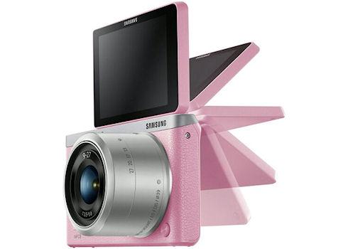Samsung NX mini – компактная камера с 20 мегапиксельной матрицей