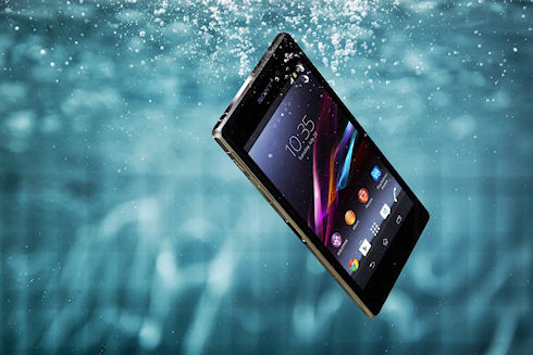 Sony Xperia Z1 с камерой 20,7 Мп и защищенным корпусом