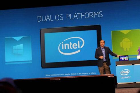 Google не пускает на рынок мультисистемные ноутбуки