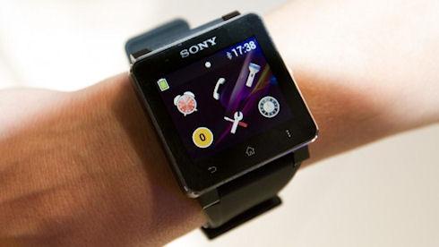 SmartWatch 2 – «умные» часы с NFC и водонепроницаемым корпусом