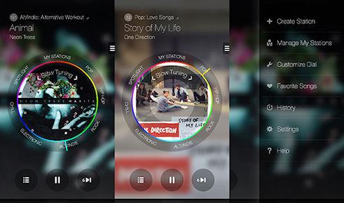 Milk Music - бесплатный музыкальный сервис от Samsung