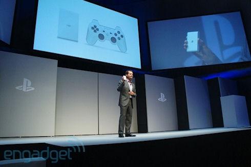 Новая консоль PlayStation Vita от Sony