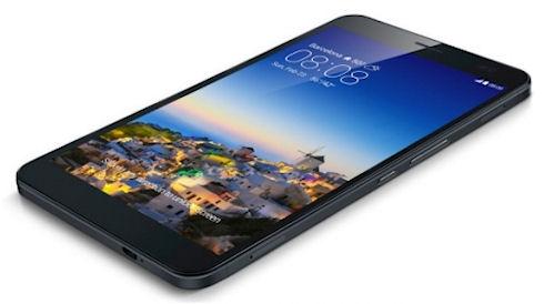 MediaPad X1 – легкий и мощный фаблет от Huawei