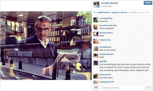 Фотограф разбогател на Instagram