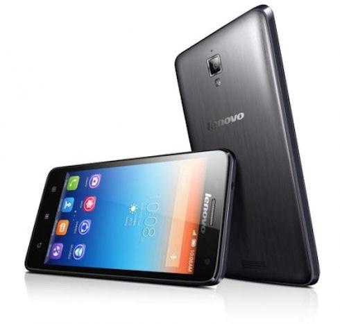 Lenovo анонсировала выпуск новых бюджетных смартфонов