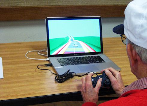 Пожилым людям рекомендовано играть в компьютерные игры