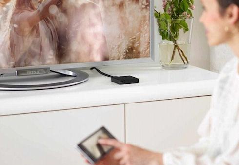 Sony IM10 Miracast Wireless Display – беспроводной транслятор для телевизора
