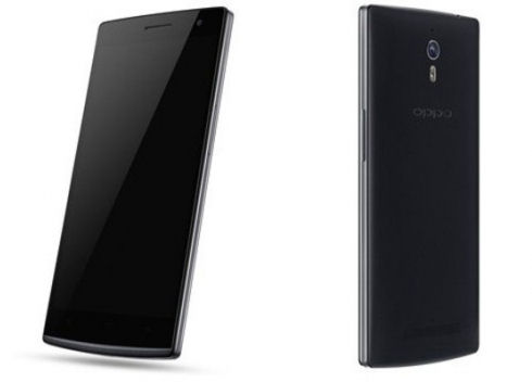 В Сети появились новые фото смартфона Oppo Find 7