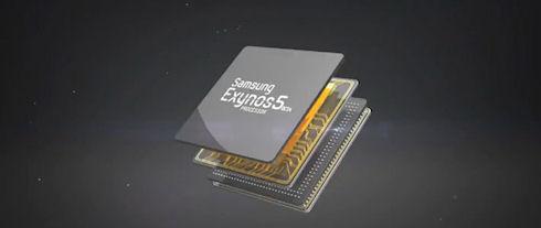 Samsung задействует все восемь ядер Exynos 5 Octa одновременно