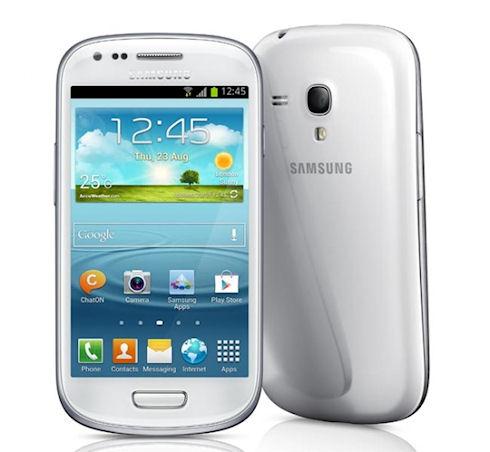 Samsung выпустила нового «малыша» Galaxy S3 Mini Value Edition