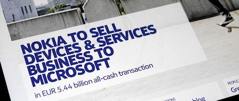 Microsoft прочат скорый уход с мобильного рынка