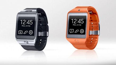 Умные часы Samsung Galaxy Gear 2 и Galaxy Gear 2 Neo