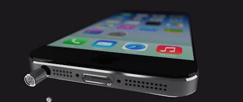 Дизайнерские концепты iPhone 6
