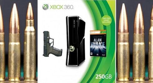 25 лет тюрьмы за контрабанду оружия в консоли Xbox 360