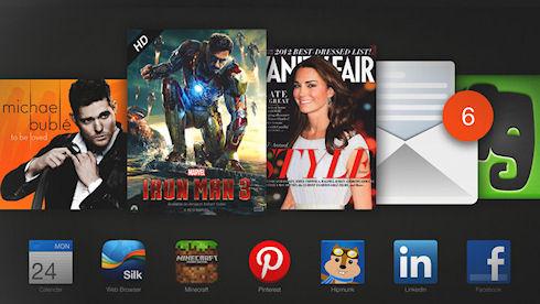 Amazon выпустит ТВ-приставку на Android уже в марте?