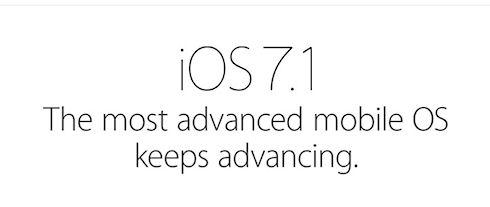 Apple устранила «дыры» в iOS 7 с помощью хакеров