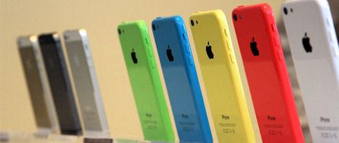 iPhone 5S и iPhone 5C остались без критики