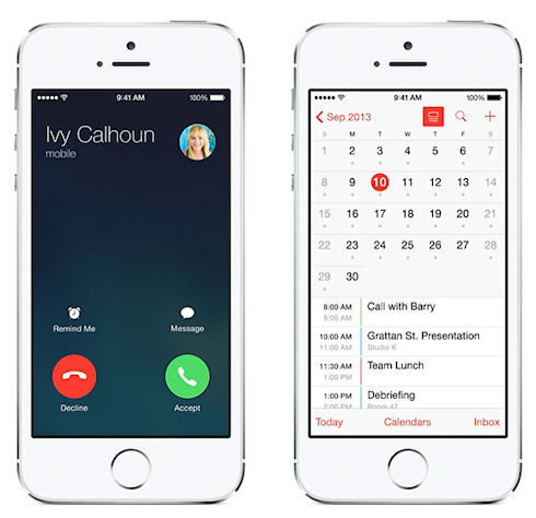 Обновление iOS 7.1 доступно для установки