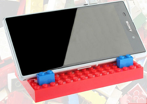 LEGO зарядка для мобильных гаджетов