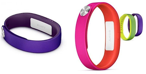 Продажи Sony Smartband и Core стартуют в марте