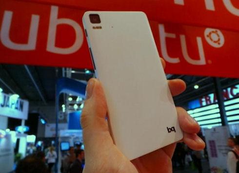 На MWC 2014 продемонстрировали два смартфона на Ubuntu