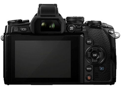 Новая беззеркальная камера Olympus OM-D E-M1
