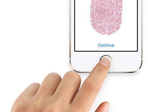 Apple закроет доступ к сканеру отпечатков пальцев Touch ID