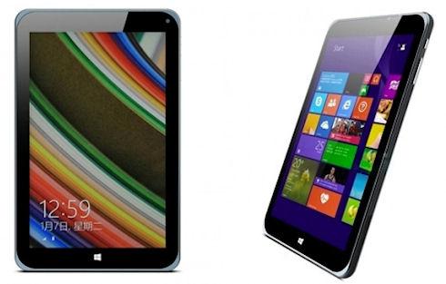 Ramos i8 Pro – профессиональный планшет на Windows 8.1