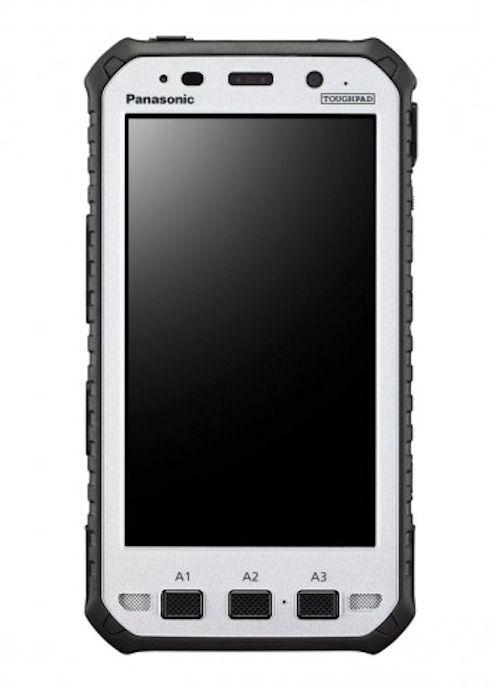 Panasonic 5 – компактный защищенный планшет