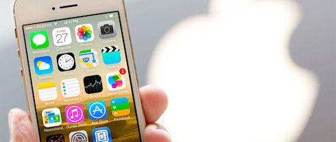 Поклонники iPhone не прочь перенять некоторые функции нового Galaxy S5