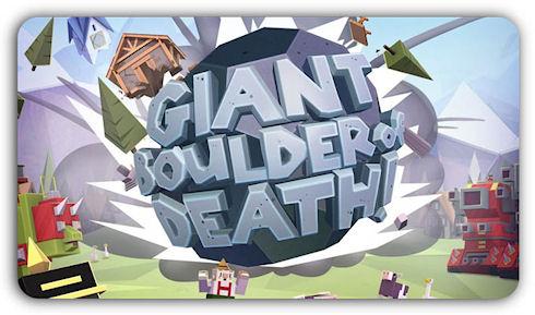 Giant Boulder of Death – бесплатный каменный раннер