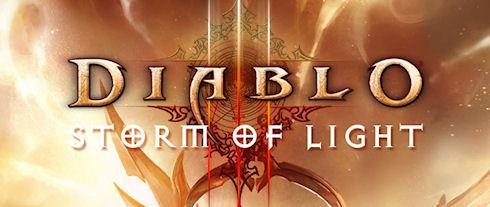 Роман по мотивам «Diablo III: Storm of Light» выйдет в начале 2014 года
