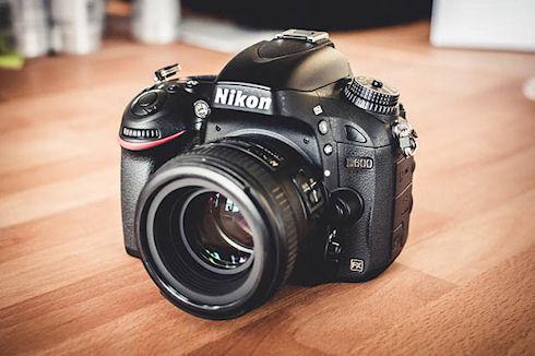 Компания Nikon объявила о бесплатном ремонте фотокамеры D600
