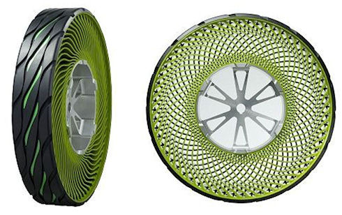 i-Flex – экологичные шины будущего