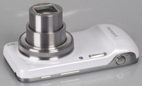 Стали известны характеристики камерофона Samsung Galaxy S5 Zoom