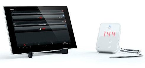 Sony Xperia Tablet Z: Kitchen Edition – планшет для домохозяек