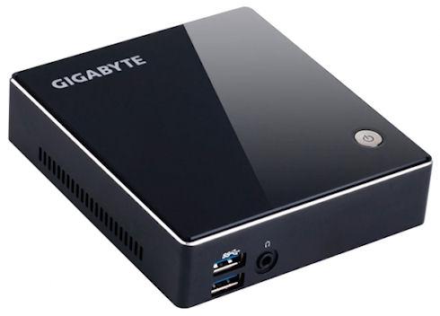 Компактные компьютеры Gigabyte Brix уже в продаже!