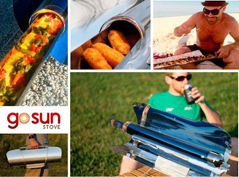 GoSun – долговечная солнечная плитка