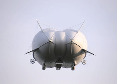 HAV304 – гигантский транспортный дирижабль