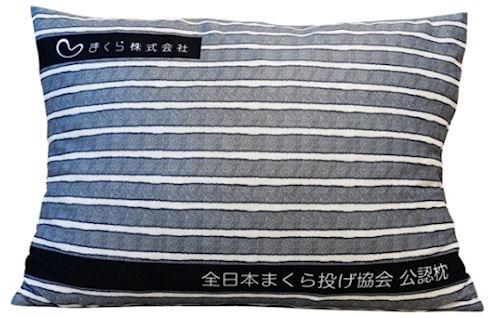 В Японии выпустили «официальную» подушку для боев подушками