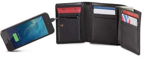 Smartphone Charging Wallet – кошелек-зарядка для мобильных гаджетов