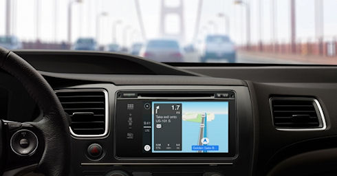 Apple CarPlay – система управления автомобилем на iOS