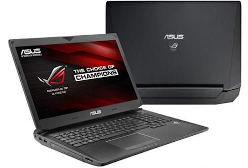 Asus установит видеокарту Nvidia GTX800М в ноутбуки для геймеров