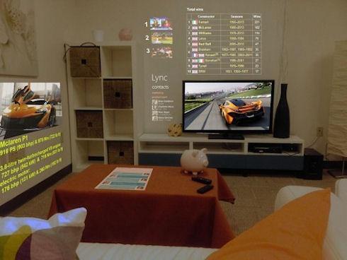 Microsoft SurroundWeb – 3D-браузер для вашего дома