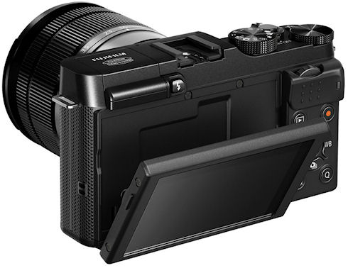 Fujifilm X-A1 – дешевая беззеркалка с Wi-Fi