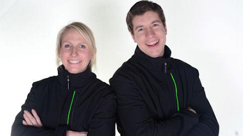Glowfaster Jacket – удобная «умная» одежда