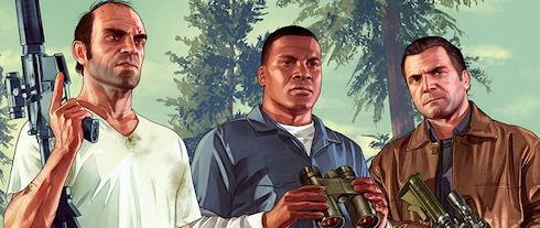 GTA V названа идеальной игрой без багов