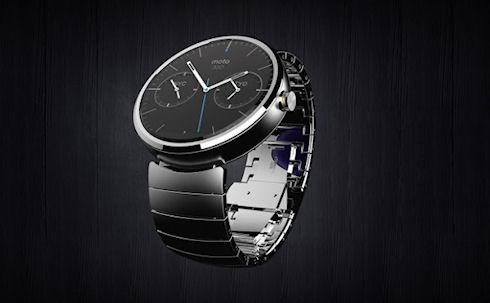 LG и Motorola анонсировали «умные» часы на ОС Android Wear